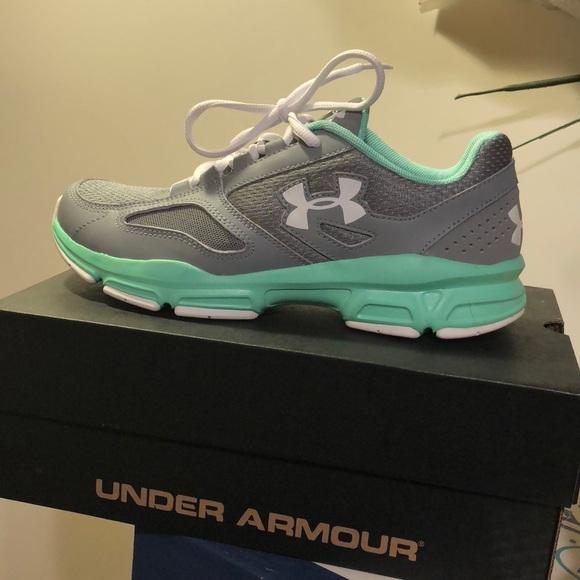 under armor womens sneakers